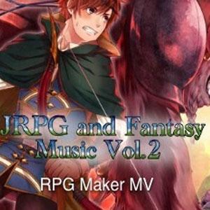 RPG Maker MV JRPG and Fantasy Music Vol 2