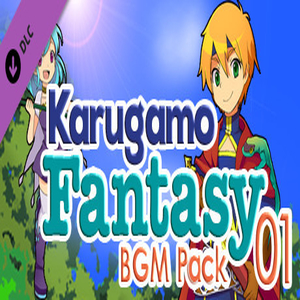 RPG Maker MV Karugamo Fantasy BGM Pack 01