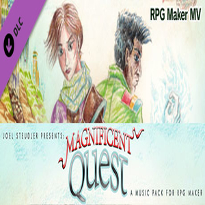 RPG Maker MV Magnificent Quest Music Pack
