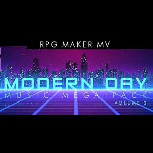 RPG Maker MV Modern Day Music Mega-Pack Vol 03