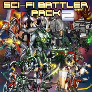 RPG Maker MV Sci-Fi Battlers 2
