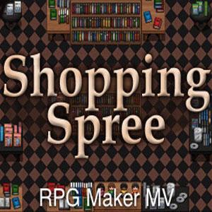 RPG Maker MV Shopping Spree