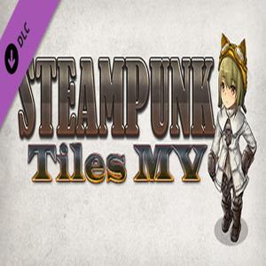 RPG Maker MV Steampunk Tiles MV