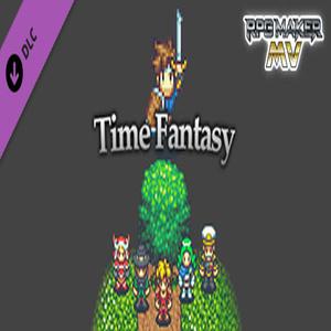 RPG Maker MV Time Fantasy