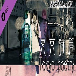 RPG Maker MV Tokyo Poetry