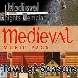 RPG Maker MV Town of Seasons