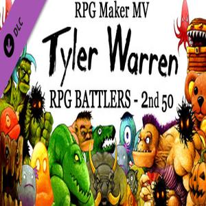 RPG Maker MV Tyler Warren RPG Battlers 2nd 50
