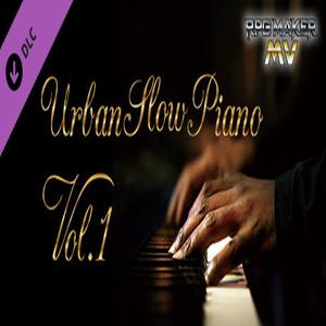 RPG Maker MV Urban Slow Piano Vol.1