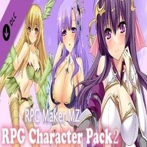 RPG Maker MZ RPG Character Pack2