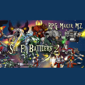 Buy RPG Maker MZ Sci-Fi Battlers 2 CD Key Compare Prices