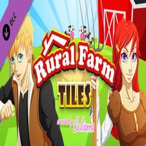 RPG Maker VX Ace Rural Farm Tiles Resource Pack