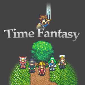 RPG Maker Time Fantasy
