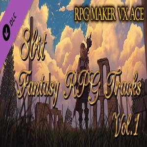 RPG Maker VX Ace 8bit Fantasy RPG Tracks Vol.1