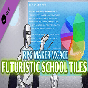 Buy RPG Maker VX Ace Futuristic School Tiles CD Key Compare Prices