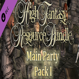 RPG Maker VX Ace High Fantasy Main Party Pack 1