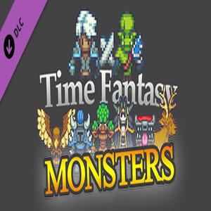 RPG Maker VX Ace Time Fantasy Monsters