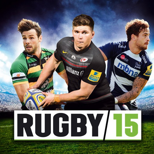 Buy Rugby 15 PS3 Game Code Compare Prices