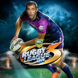 Buy Rugby League Live 3 PS4 Game Code Compare Prices