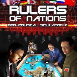 Rulers of Nations Geo-Political Simulator 2