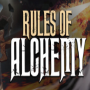 Rules of Alchemy