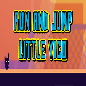 Run and Jump Little Vico
