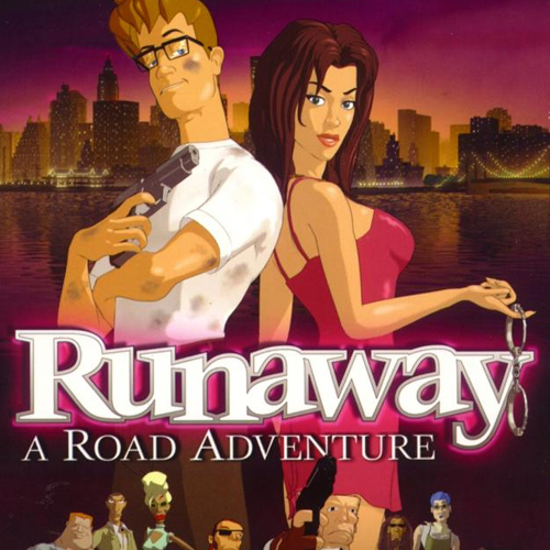 Runaway A Road Adventure