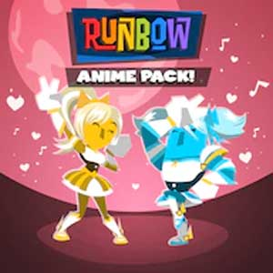 Runbow Anime Pack