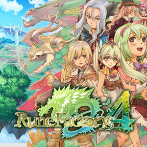 Buy Rune Factory 4 Nintendo 3DS Compare Prices