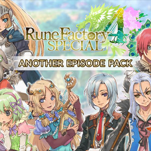 Rune Factory 4 Special Another Episode Pack