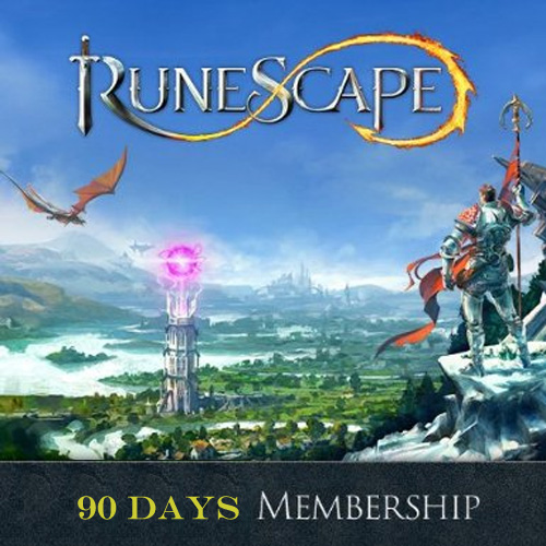 Buy Runescape 90 Days GameCard Code Compare Prices