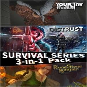 RuneStone Keeper & YourToy & Distrust Bundle