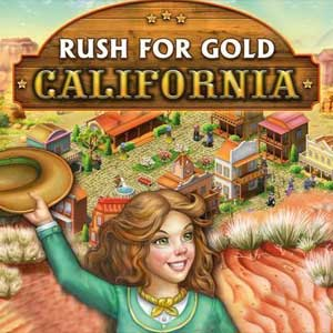 Rush for Gold California