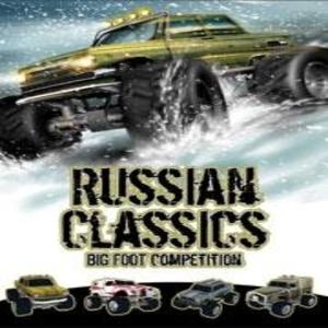 Russian Classics Bigfoot Competition