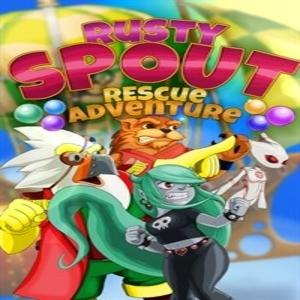 Rusty Spout Rescue Adventure