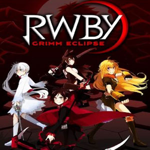 RWBY Grimm Eclipse Team JNPR Bundle