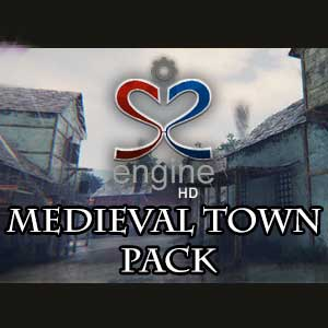 Buy S2ENGINE HD Medieval Town Pack CD Key Compare Prices
