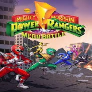 Sabans Mighty Morphin Power Rangers Mega Battle