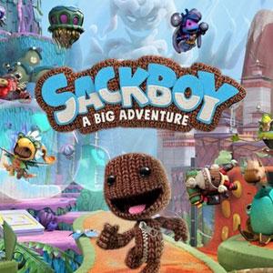 Buy Sackboy A Big Adventure PS4 Compare Prices