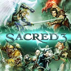 Buy Sacred 3 PS3 Game Code Compare Prices