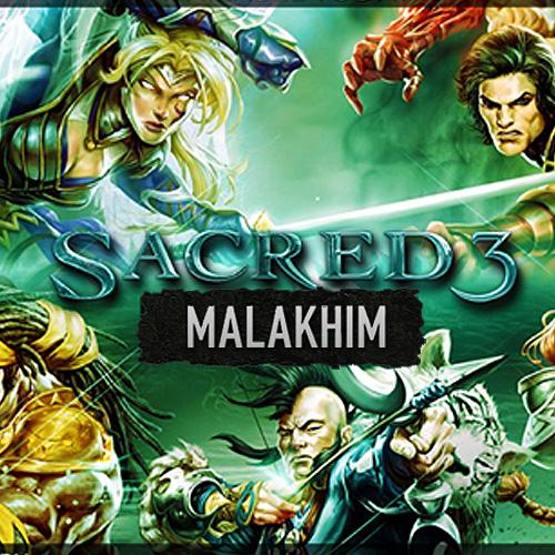 Sacred 3 Malakhim Pack