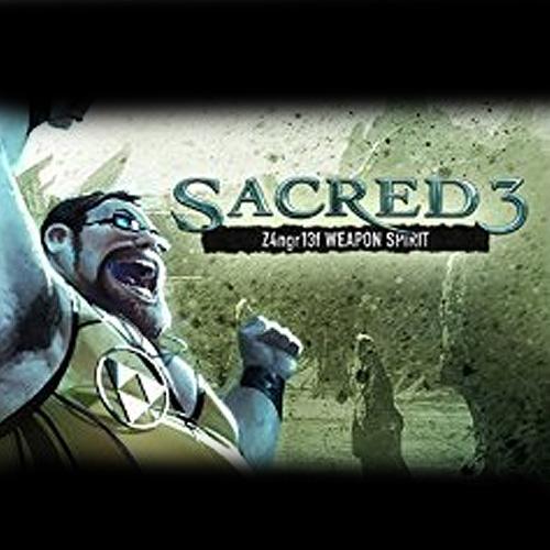 Sacred 3 Z4ngr13f Weapon Spirit