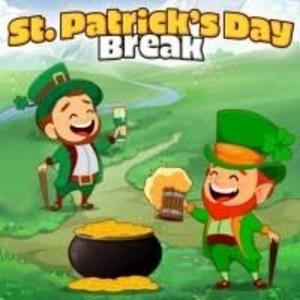 Saint Patricks Day Break