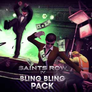 Saints Row 4 Bling Bling Pack