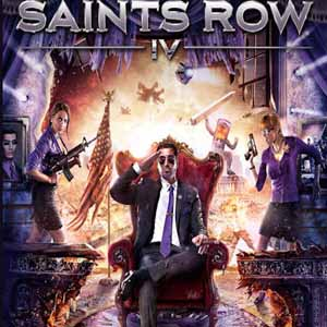 Buy Saints Row 4 PS3 Game Code Compare Prices