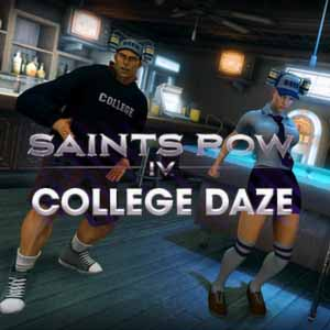 Buy Saints Row 4 College Daze Pack CD Key Compare Prices
