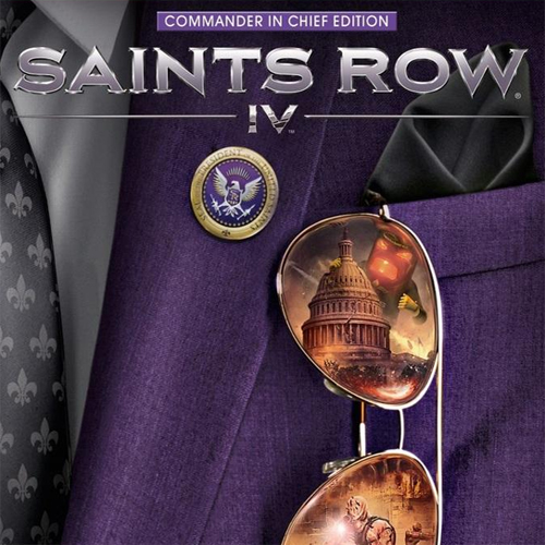 Saints Row 4 Commander in Chief Bonus