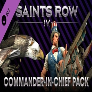 Saints Row 4 Commander-In-Chief Pack