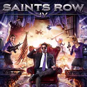 Saints Row 4 Family Jewels