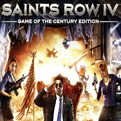 Buy Saints Row 4 Game of the Century Upgrade Pack CD Key Compare Prices