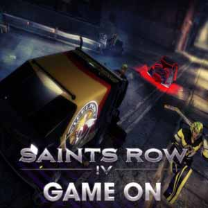 Saints Row 4 Game On Pack